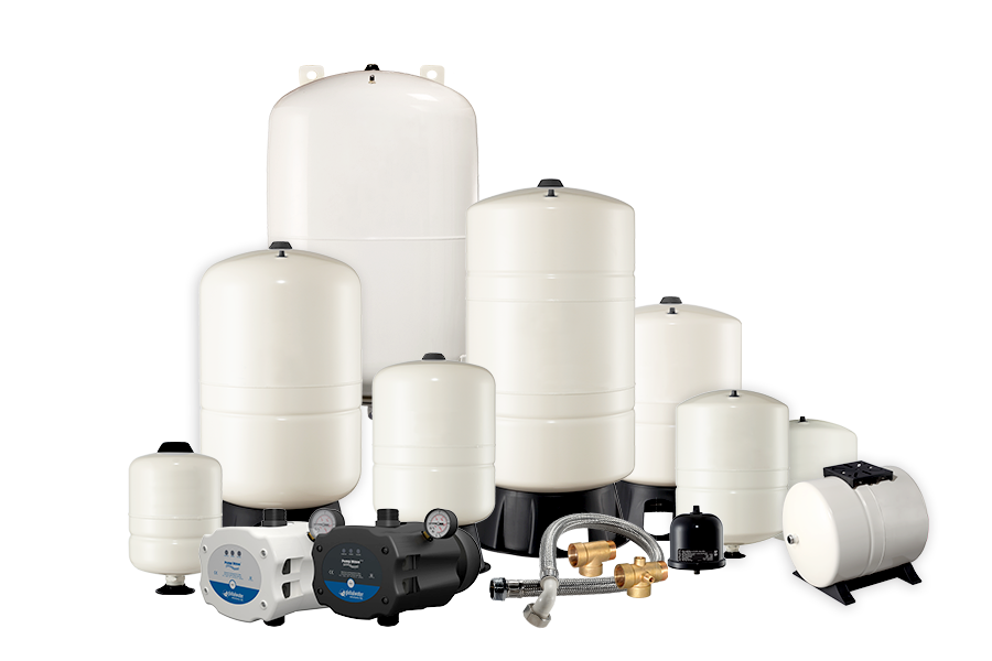 Water Supply Pressure Tanks - Water Treatment Solutions