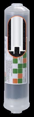 Inlinefilter Cutaway